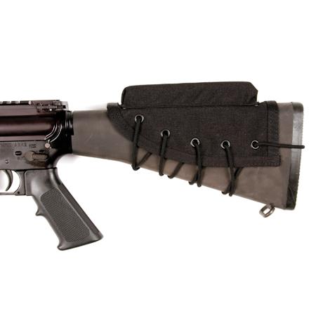 Rifle Cheek Pad, Black