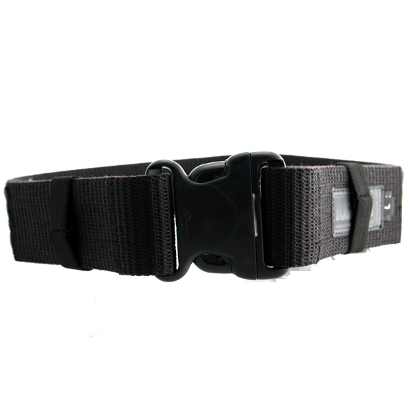 Enhanced Military Web Belt, Up To 43 in., Black