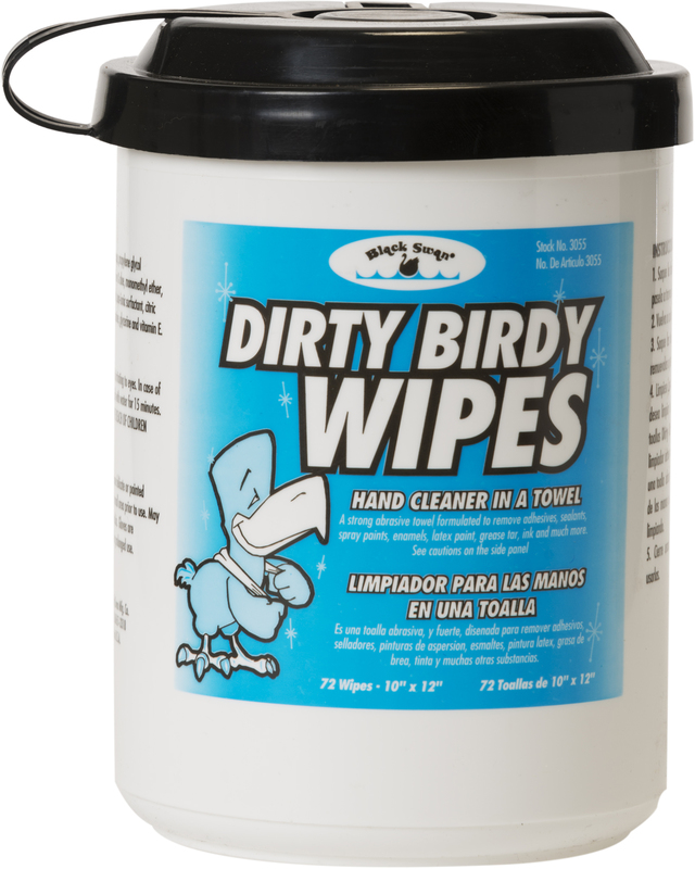 03055 DIRTY BIRD WIPES