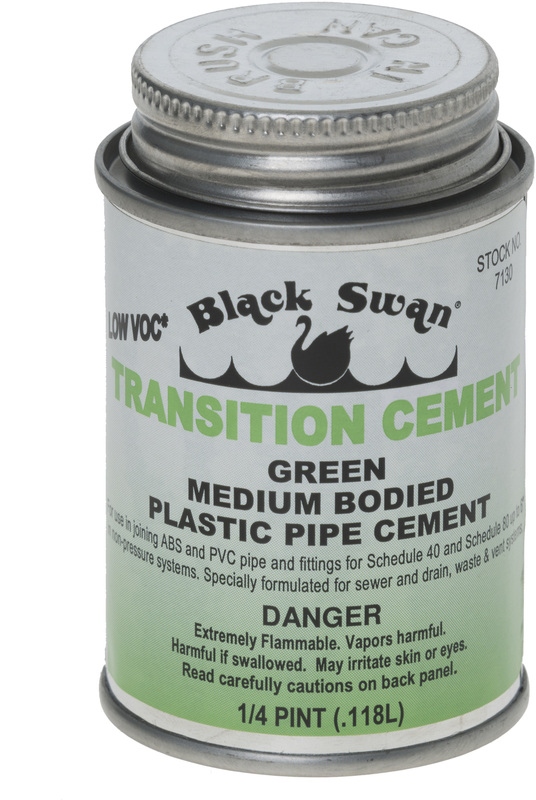 07130 4 OZ TRANSITION CEMENT