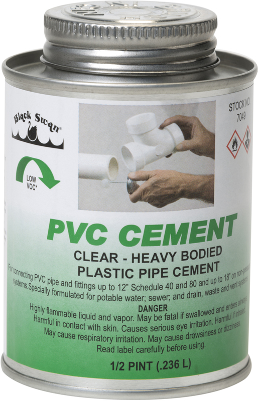 07049 8 OZ PVC HD CEMENT