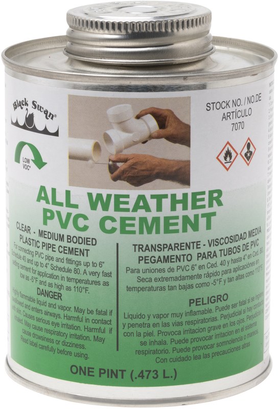 07070 16 OZ ALL WEATHER CEMENT
