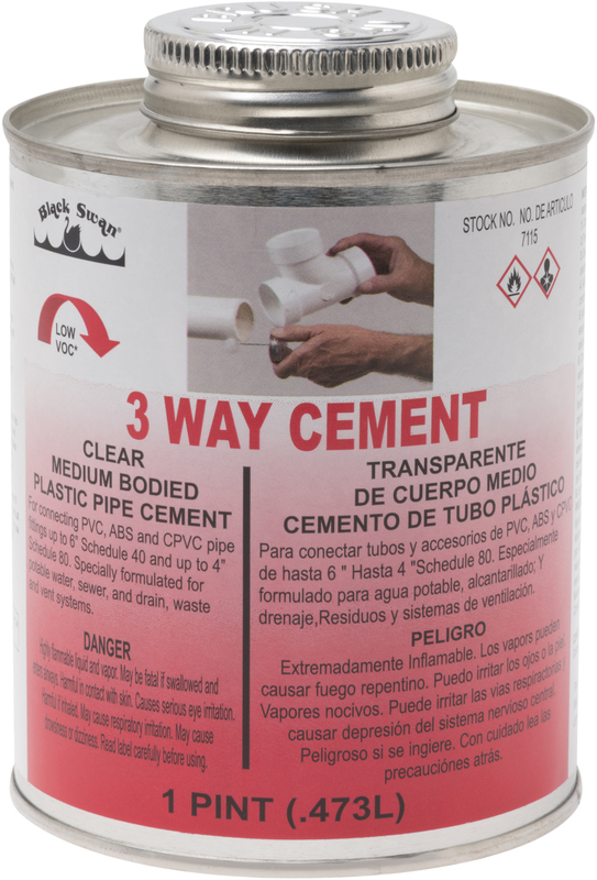 07115 16 OZ 3-WAY MED CEMENT