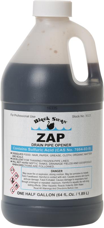 09025 1/2 GAL ZAP DR OPENER
