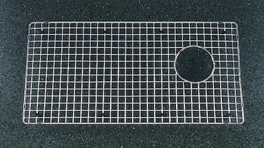 Stainless Steel SINK GRID For Diameter SUPER Single Band