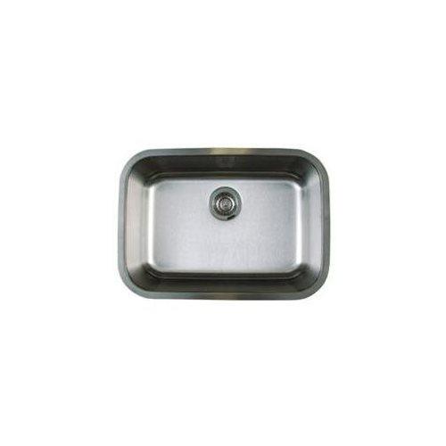 25 X 18 One Hole 1 Bowl Undercounter Sink *stellar Stainless Steel
