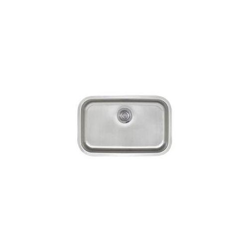 28X18 Single Band Undercounter Stainless Steel SINK