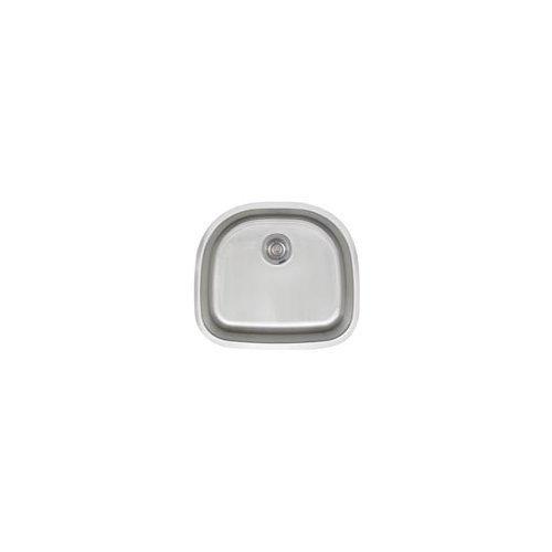 23-3/8X20-7/8 Single Bowl Sink *s
