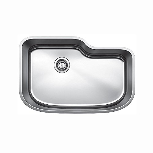 30 X 20 Single Band Undercounter Stainless Steel SINK SATI