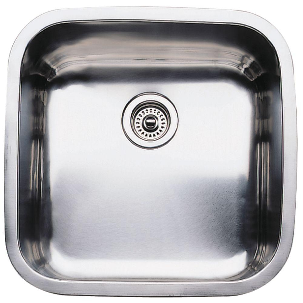 20 X 20 Single Band Undermont SINK *PLATIN Stainless Steel