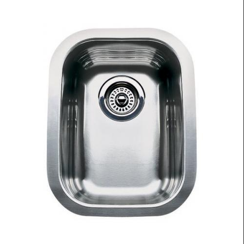 17X12 Single Undercounter Stainless Steel Bowl *WAVE PLUS