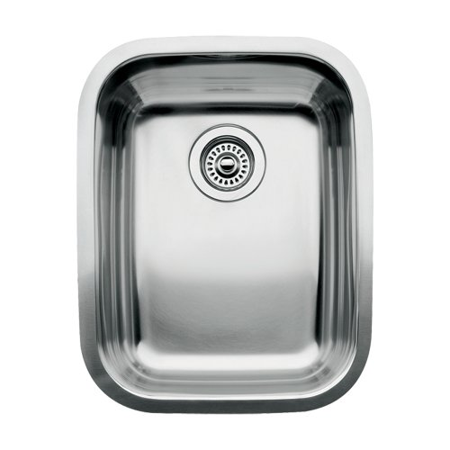 18 X 16 0 Hole Single Band Undercounter Blancospex Stainless Steel SINK