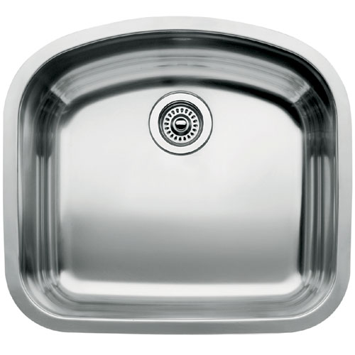 22 X 20 Single Band Undercounter Stainless Steel SINK