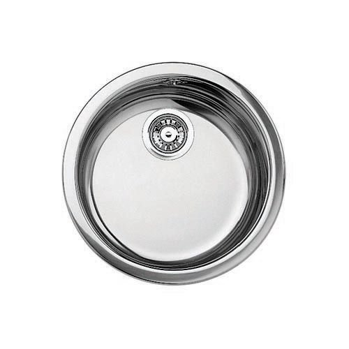 18 Round Single Band SINK Stainless Steel Rondo