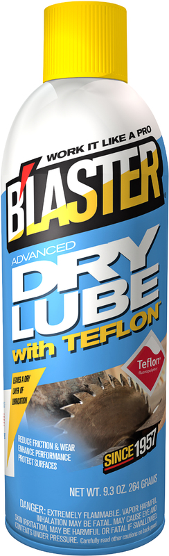 16TDL THE DRY LUBE WITH PTFE