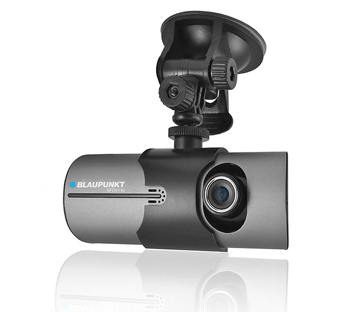 Blaupunkt Dashcam Dual Camera with GPS