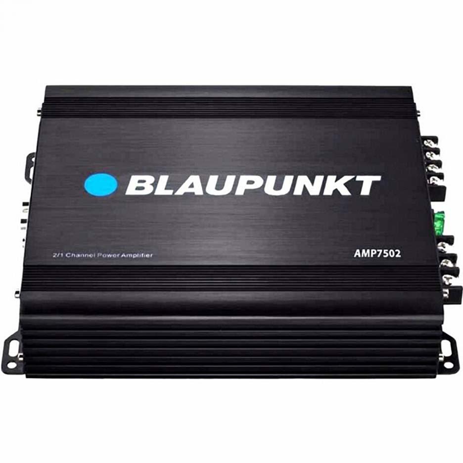 Blaupunkt Amplifier 750 Watts Max 2 Channel