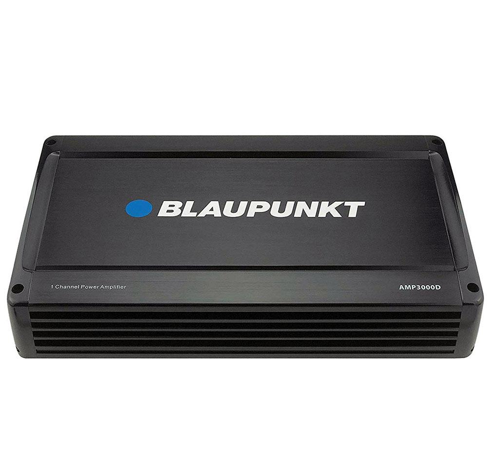 Blaupunkt 3000 Watt Max Monoblock Amplifier