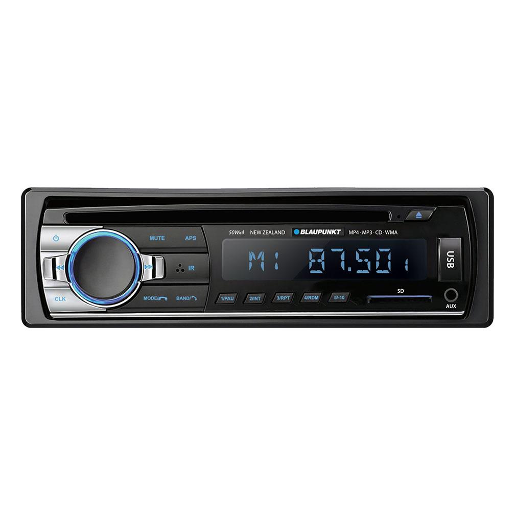 Blaupunkt Single-Din Bluetooth CD/MP3 Receiver