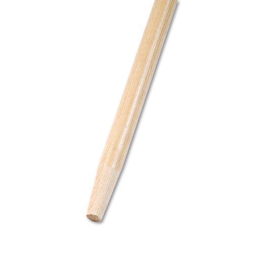 "Boardwalk Tapered End Wood Broom Handle, 60"" Length"