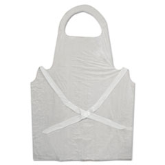 Boardwalk Disposable Apron, 100 Aprons