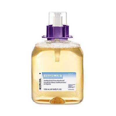 Boardwalk Foaming Antibacterial Hand Soap, 4 Refills