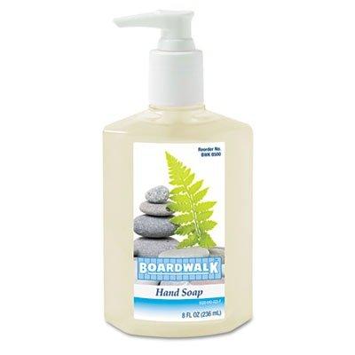 Lotion Soap Bottle - 8-oz. 12 per case.
