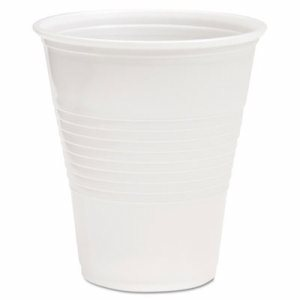 Translucent Plastic Cold Cups, 14oz, 50/Pack