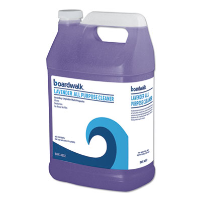 All Purpose Cleaner, Lavender Scent, 1 gal Bottle, 4/Carton