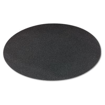 """Sanding Screens, 20"""" Diameter, 120 Grit, Black, 10/Carton"""