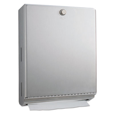 "ClassicSeries Surface-Mounted Paper Towel Dispenser, 10 13/16""x3 15/16""x14 1/16"""