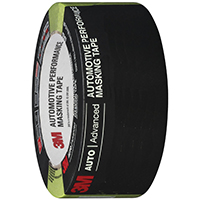 Bondo/Dynatron 03433 Bondo Masking Tapes, 36MM x 32M Wdth x Lgth