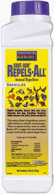 2360 REPELS-ALL REPELLENT