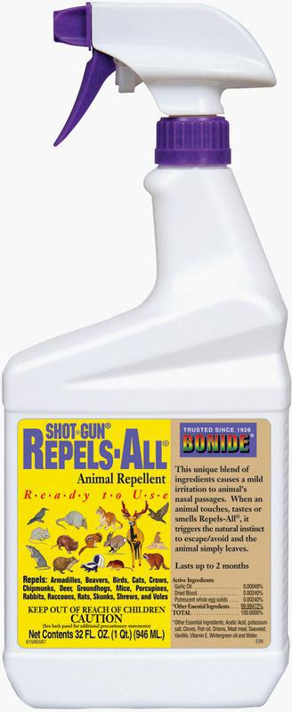 238 QT RTU REPEL-ALL REPELLENT