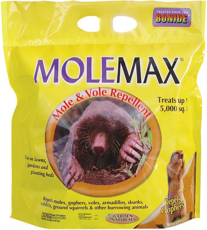 692 10# GRAN MOLEMAX REPELENT