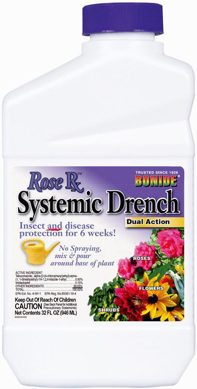 Quart Concentrated Rx Systemic Rose Drench