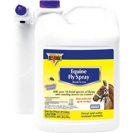 EQUINE FLY SPRAY RTU GAL