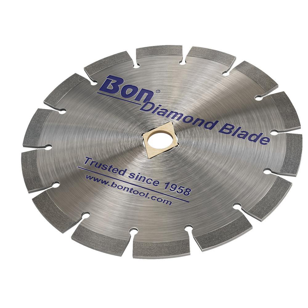 """BON 21-620 DIAMOND BLADE 7"""" x .095""""; ARBOR 5/8"""" TO 7/8"""""""