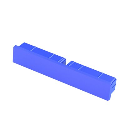 "1 1/2"" x 1 1/2"" REPLACEMENT END CAP"