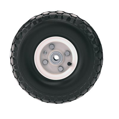 """10"""" RIM WITH PNEUMATIC TIRE"""