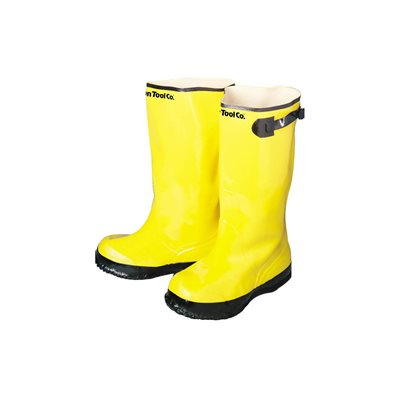 BOOTS - OVERSHOE - SIZE 8 (PAIR)