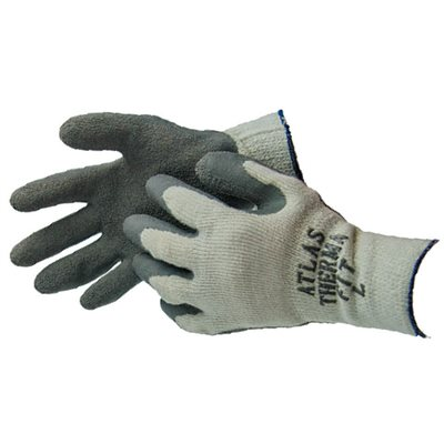 INSULATED BRICKLAYER GLOVES - LARGE
