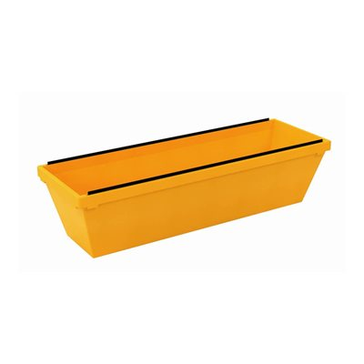 PLASTIC MUD PAN - 12""