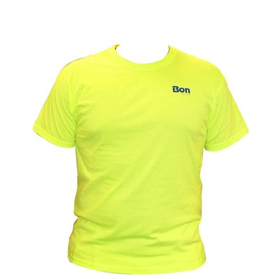SAFETY GREEN T-SHIRT - XXL