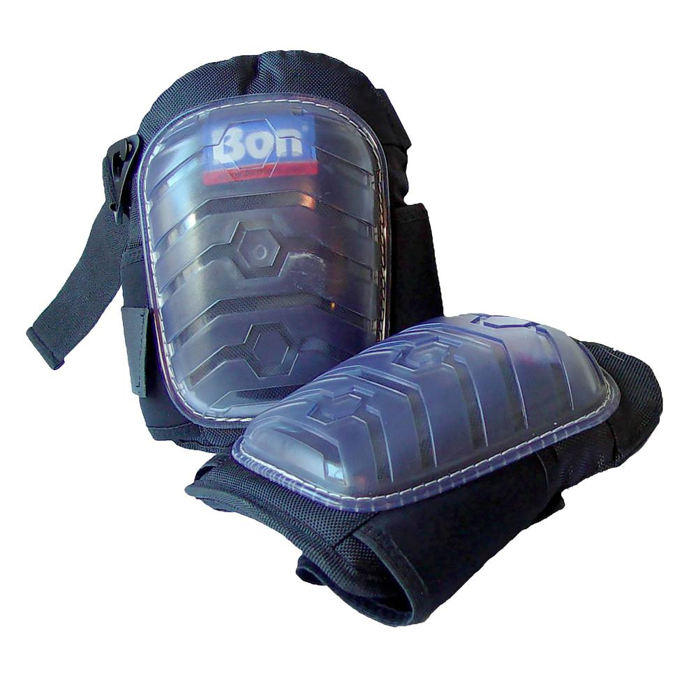 BON 84-946 KNEE PADS--HARD SHELL GEL (PAIR)