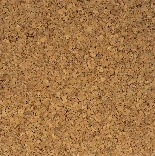 4 Pack 12X12X3/16 Natural Cork Tiles