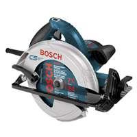 Bosch CS10 Corded Circular Saw, 120 V, 15 A, 7-1/4 in