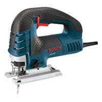 Bosch JS470E Corded Jig Saw, 120 V, 7 A, 1 in Stroke, 500 - 3100 spm