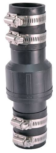 ABS SUMP PUMP CHECK VALVE 1-1/2""