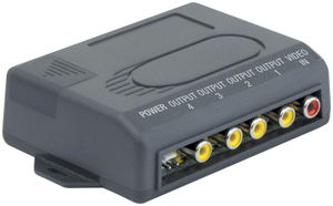 Boss Audio Systems BV-AM5 Video Signal Amp